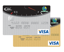 UBL PSO Auto Credit Card